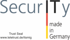it security made in germany logo